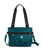 Kathryn Tote in Emerald