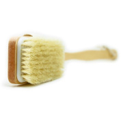 Najel Wooden Back Brush