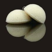 Pine Pollen Konjac Sponges 100% Natural for problem skin