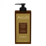 harbour moisturising body cream with pure organically argan oil, 250 ml