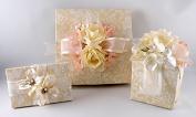 Luxury Beauty & Spa Bath Towel Hamper - stunning Gift Wrapped