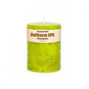 Lemon grass Scented Candle (430 g) - Handmade! Long lasting, over 60 hours!