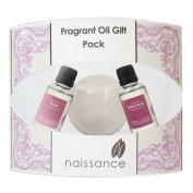 Rose and White Musk Fragrant Oil Gift Pack