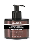 B.app (Beauty Application) Colour Enhancing Hair Mask Chocolate 250ml
