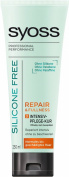 Syoss 1 Minute Cure Silicone Free Repair and Fulness Repair Care, 3 Pack