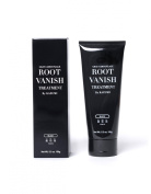 Root Vanish By Kazumi Colour Treatment In Black Instantly Camouflages Grey Roots And Hair With Natural Anti-Ageing Botanicals.(150G)