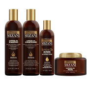 Mizani Supreme Oil Set of 4 Supreme Oil Products