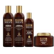 Mizani Supreme Oil Set of 4 Supreme Oil Products