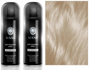 MANE HAIR THICKENER WITH SHINE TWIN PACK SPECIAL OFFER - all colours available - DIRECT FROM THE MANUFACTURER