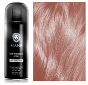 MANE Auburn HAIR THICKENER WITH SHINE - DIRECT FROM THE MANUFACTURER -all colours available