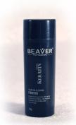 Beaver KERATIN Hair Building Fibres Hair Loss Concealer 28g GREY