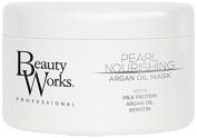 Beauty Works Pearl Nourishing Argan Oil Mask 250 ml