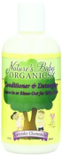 Nature's Baby Organics Conditioner & Detangler, Lavender Chamomile, 240ml Bottles (Pack of 2) by Natures Baby Organics [Beauty]