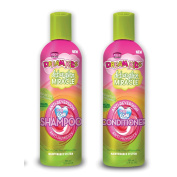 Dream Dream Kids Detangler Miracle Easly Flip Texture Manageability System, Shampoo & Conditioner