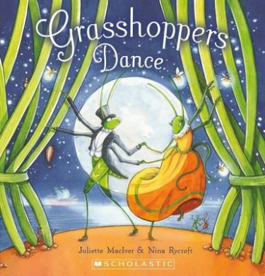 Grasshoppers Dance