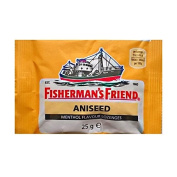 Fishermans Friend Aniseed & Menthol Flavour Lozenges - 12 x 25gm