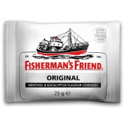 Fisherman's Friend Original Extra Strong Lozenge-PACK OF 12 [Personal Care]