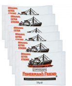 Fisherman's Friend Original Extra Strong Lozenge-PACK OF 6 [Personal Care]