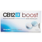 2 X CB12 Boost Gum 10's