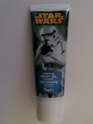 Disney Star Wars Storm Trooper Smile Guard Sparkling Fruity Gel Toothpaste 75ml