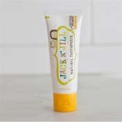 (Pack of 6) Jack N Jill - Banana Toothpaste 50 g