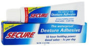 SECURE Denture Bonding Cream 40g - Pk of 4