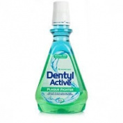 Dentyl Active Smooth Mint Plaque Fighter 500 ml X 3 Bottles