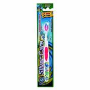 Spazzolino Da Denti Manuale Per Bambini Silvercare Junior Spazzolino 2 - 6 Anni
