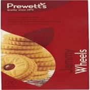 Prewetts Biscuits Jammy Wheels 160g x 3