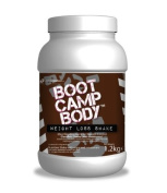 Batido sustitutivo Boot Camp Body - el chocolate