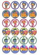 24 x Team Umizoomi (#2) Cupcake Cake Toppers