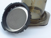 Perky Brew - AeroPress Reusable Filter - Ultra Fine Stainless Steel Coffee Filter - UK Ship