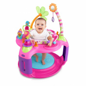 Bright Starts Sweet Safari Bounce-A-Round Baby Activity Centre