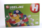 Hubelino - Marble Run - Basic Set - 106pcs - Age 3+