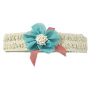 Baby Girl's Infant Headband Flower Bow Children Hair Band