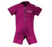 Two Bare Feet Classic Baby Wetsuit - Neoprene Swimsuit Ages 0 - 48 months (L