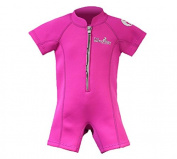 Two Bare Feet Classic Baby Wetsuit - Neoprene Swimsuit Ages 0 - 48 months (XS