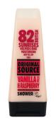Original Source Shower Gel Vanilla Milk and Raspberry 250ml Pack of 6