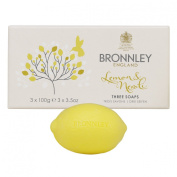 Bronnley New Citrus Lemon and Neroli Soap