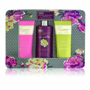 Baylis & Harding Royale Bouquet Limited Edition Assorted 3 Piece Tin Gift Set