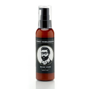 Percy Nobleman Beard Wash A Natural 71% Organic Soap / Shampoo & Conditioner for Men
