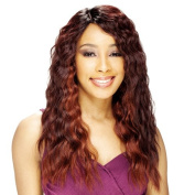 Freetress Equal Freetress Equal Futura Hair Wide Lace Front Wig - Milly (Deep Invisible Part) 1B