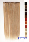 Prettyland K170 -7 piece Clip-In Straight Extensions Set 50cm 20 inch - 27T613