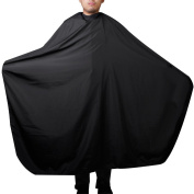 Hairdressing Cape Salon Barber Hair Cutting Gown Cover Large 150 x 140cm