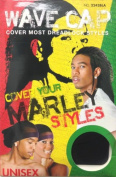 Magic Collection MARLEY Styles Wave Cap Cover Most Dreadlock Styles #2242BLA