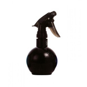 Sibel BALL Hairdressing Water Spray Bottle 340ml - BLACK 090150102