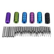 FACILLA® 31 Aluminium Alloy Tattoo Tubes grips nozzle Kit