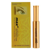 Beauty7 Eye Make-up Eyelash Growth Treatment Brow Growth Max2 Tonic Essence Gold 10ml/bottle