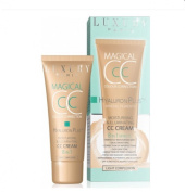 Eveline Luxury Paris Magical CC Cream Hyaluron Plus 30 ml - Light Complection