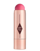 Charlotte Tilbury BEACH STICK Lip To Cheek Dewy Colour Pop Las Salinas Cream Blush Lipstick